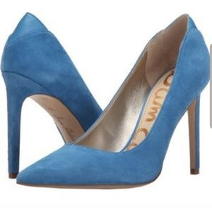 Sam Edelman Suede Stiletto Pumps